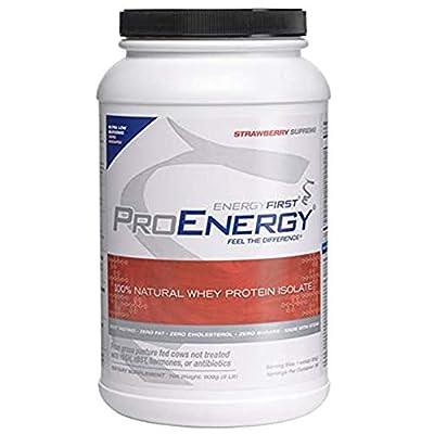 EnergyFirst ProEnergy Whey Protein Isolate