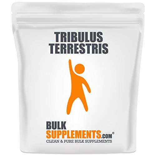 top 10 tribulus terrestris supplements BulkSupplements Tribulus Terrestris Powder (500 grams)