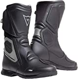 Dainese BT X-Tourer D-WP Negro 44, Chaussure Bateau Homme, 39 EU
