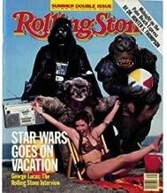Rolling Stone Magazine # 400 401 July 21 1983 Star Wars (Single Back Issue)