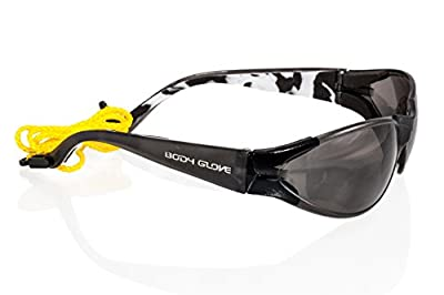 Body Glove V-Line High Impact Safety Glasses