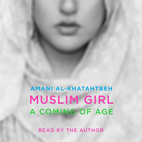 Muslim Girl audiobook cover art