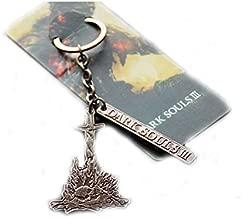 Dark Souls III Limited Keychain Alloy Pendant