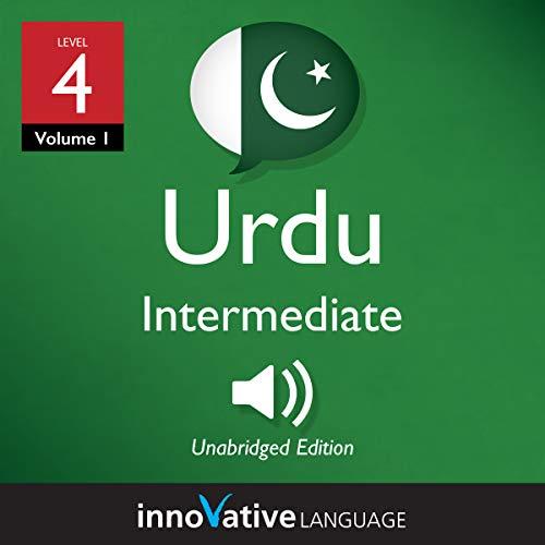 Learn Urdu - Level 4: Intermediate Urdu cover art