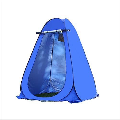 Regen Zelt warm gepolsterte Umkleidezelt tragbare einfache Installation für Innen-und Außenbereich