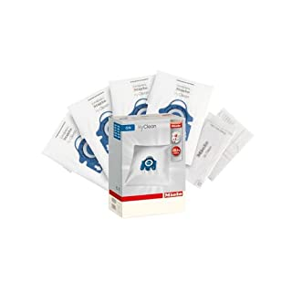 Miele DUSTBAGS x 4, 1 x Motor Filter and 1 x Super Air Clean Filter (B000C2X92M) | Amazon price tracker / tracking, Amazon price history charts, Amazon price watches, Amazon price drop alerts