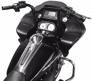 "11"" X 1 1/4"" 2015-2019 Road Glide Standard Apes-gloss black"