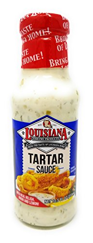 Louisiana Fish Fry Tartar Sauce 10.5oz - Pack of 2