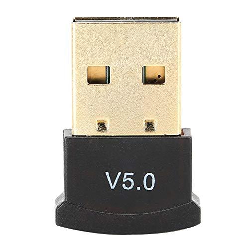 Adaptateur USB Bluetooth 5.0 Récepteur stéréo de Musique Audio sans Fil Basse consommation pour Ordinateur de télévision