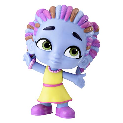 Netflix Super Monsters Zoe Walker Collectible 4-inch Figure Ages 3 and Up