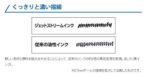 『三菱鉛筆 ボールペン替芯 ジェットストリーム 1.0 青 10本 SXR10.33』の5枚目の画像