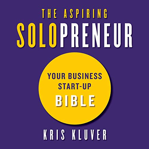 The Aspiring Solopreneur audiobook cover art