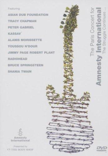 Various Artists - The Paris Concert for Amnesty International
