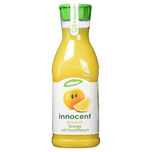 Innocent Orangensaft mit Fruchtfleisch