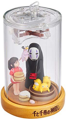 Sekiguchi Estudio Ghibli Chihiro Altura de Marionetas La Caja de música de Alrededor de 13,5 cm
