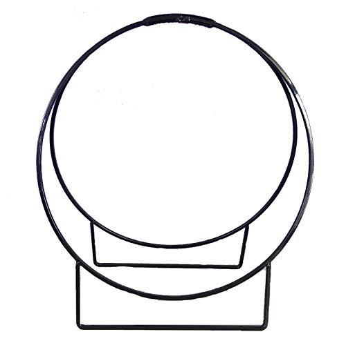 NALIAN - Porte-bûches design moderne - support bois range buches porte buches panier à bois porte bois barbecue cheminée …