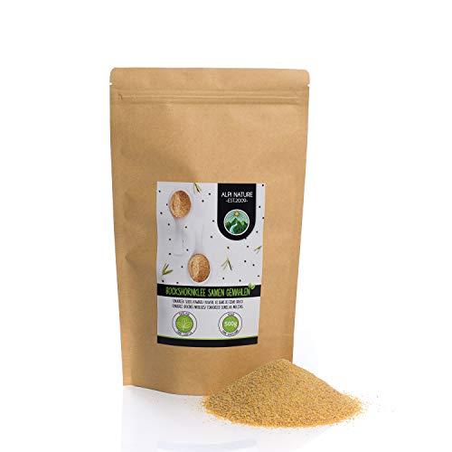 Fenogreco en polvo (500g), molido de fenogreco, 100% natural