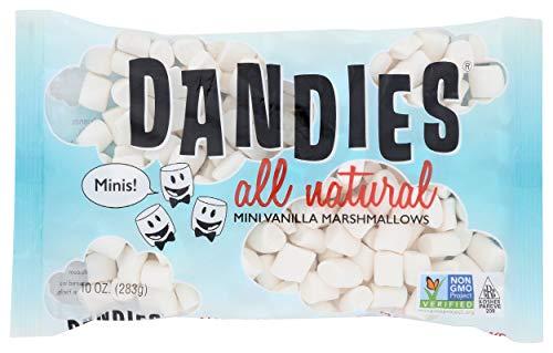 Dandies, Vegan Marshmallows Vanilla Minis, 10 oz