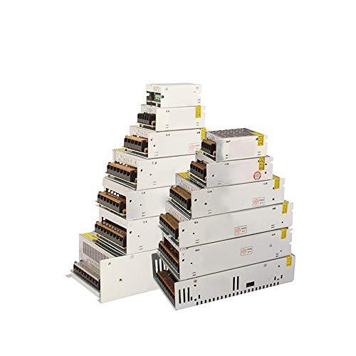 Fuente de alimentación de 12 voltios Fuente de alimentación de 24 voltios 5V 36V 48V Adaptador de Controlador LED de 12 V CA 24 V CC 24 voltios Transformador electrónico de 36 voltios,400W,36V