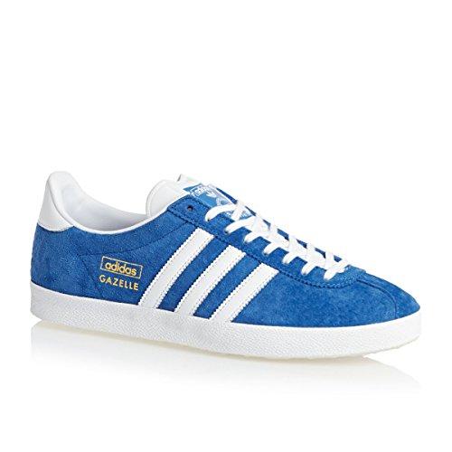 adidas Originals GAZELLE Originals, zapatillas sneaker adulto Mixta, azul (azul), 6 UK