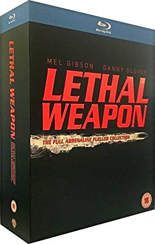 Top 10 Best lethal weapon collection