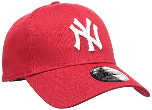 New Era Heren Baseball Cap Muts M/LB Basic NY Yankees 39Thirty Stretch Back, 102982