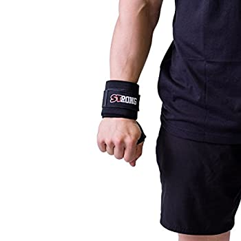 Mark Bell s Strong Wrist Wraps for Weightlifting and Bodybuilding - 30 inch