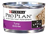 Purina Pro Plan Wet Cat Food, Tuna Entree in Sauce - (24) 3 oz. Pull-Top Cans