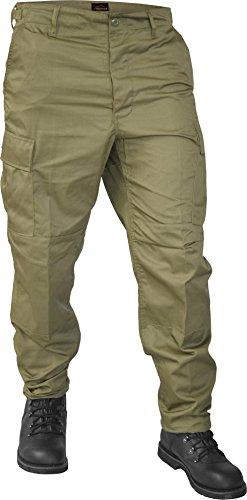 normani US Rangerhose Freizeithose BDU Hose Farbe Oliv Größe 6XL