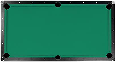 Championship Saturn II Billiards Cloth Pool Table Felt , Green, 8-Feet