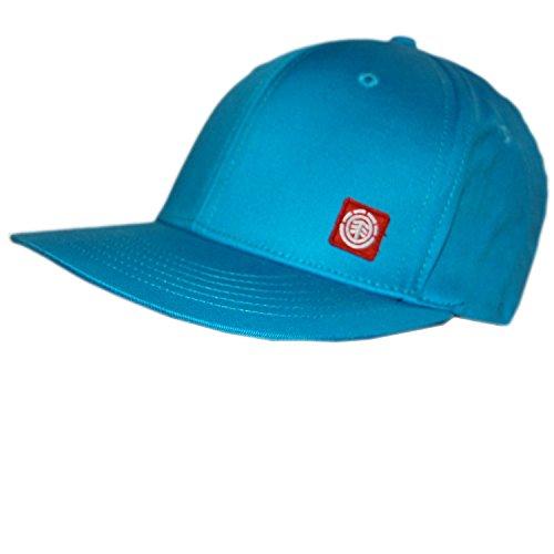 Casquette Baseball ELEMENT One Acid blue