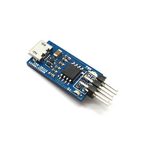 contempoviews iteaduino Tiny DigiSpark Design Ableitung Mainboard, ATTINY85–205V für Arduino IDE 2itead