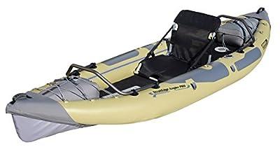 StraitEdge Angler PRO Inflatable Kayak