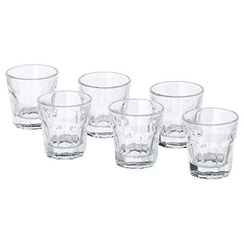 IKEA Pokal Snaps Glas, Klarglas