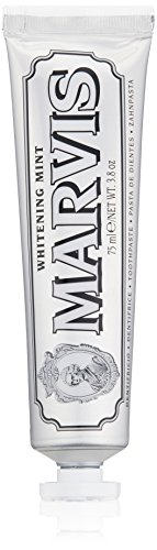 Marvis Whitening Mint Toothpaste, 3.8 oz