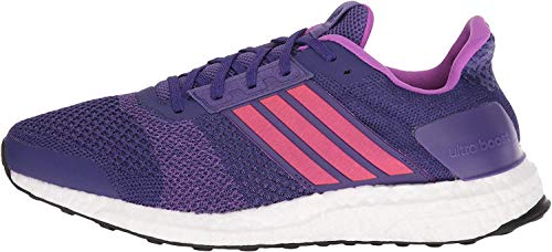 adidas Performance Ultra Boost ST Laufschuhe für Damen, Violett (Unity Purple/Shock Purple/Collegiate Purple), Größe 40