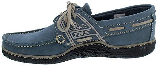 TBS Herren GLOBEK Bootsschuhe, Blau Marine Loutre E8d22, 46 EU