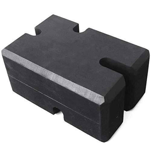 Wobekuy Bench Press Blocks Boards Bench Rest Foam Shooters Block Regolabile Antiscivolo Deep Squat Fitness Trainer Grande