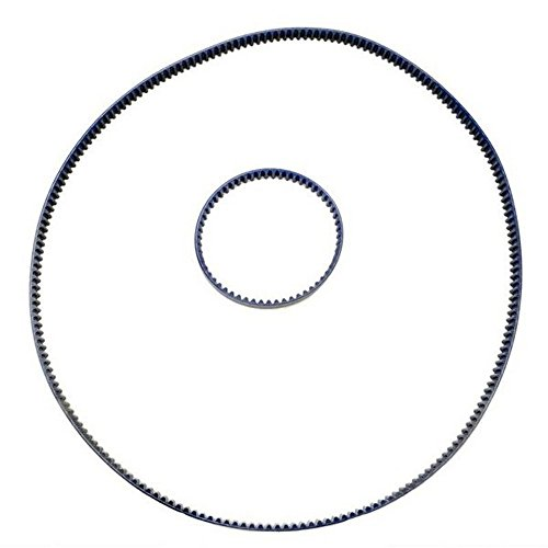 Best Buy! Zodiac Jandy 5-5200 Small and Large Belt Kit for Pool Cleaner