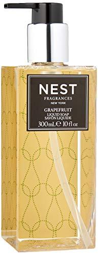 NEST Fragrances Scented Liquid Hand Soap- Grapefruit , 10 fl oz