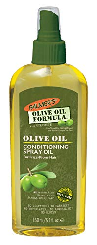 Palmers Olive Oil Formula Conditioning Spray Oil 5.1 Ounce (150ml) (6 Pack)