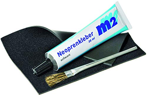 M2 Neopren - Repair Set (35g) Windsurfen Surfen Wellenreiten SUP Kite Reparatur - Neoprenanzug