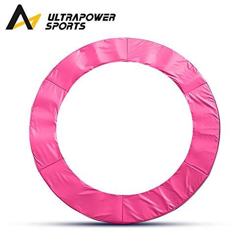 ULTRAPOWER SPORTS 244cm 305cm 366cm 397cm 427cm Trampolin Randabdeckung Federabdeckung - Pink 244cm