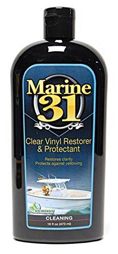 Marine 31 Clear Vinyl Restorer & Protectant 16oz