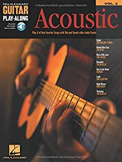 Acoustic: Guitar Play-Along Volume 2