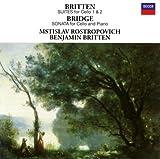 ブリテン:無伴奏チェロ組曲集