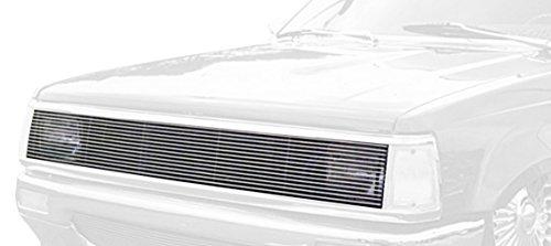 TRex Grilles 20630 Horizontal Aluminum Polished Finish Billet Phantom Grille Insert for Mazda Pick Up