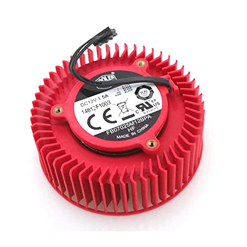 FB07025M12BPA 7025 65mm 12V 1.5A 4 Pin Video Card Cooler Fan For AMD Radeon R9 270 270X Graphics Card Cooling Fan