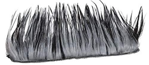 Crazy Iro 1 Stück, Perücken:schwarz-weiß