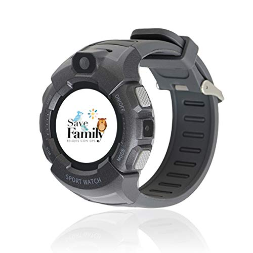 Save Family Reloj con GPS niños Modelo Kids Sport